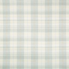 Slate/Beige/White Plaid Decorator Fabric by Kravet