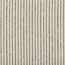 Beige/Black/Grey Stripes Decorator Fabric by Kravet