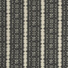 Light Grey/Charcoal Ethnic Decorator Fabric by Kravet
