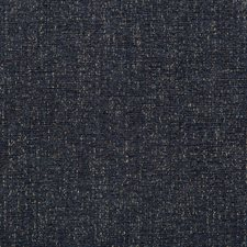 Indigo/Neutral Solids Decorator Fabric by Kravet