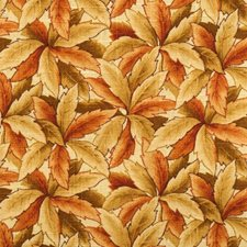Autumn Leaves Decorator Fabric by Fabricut