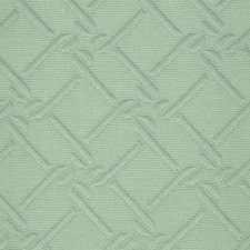 Aqua Geometric Decorator Fabric by Duralee