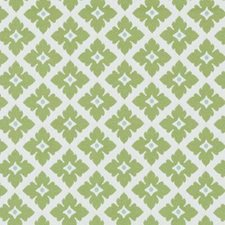 Green Floral Small Decorator Fabric by Duralee
