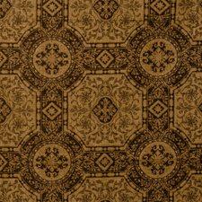 Choclate Lattice Decorator Fabric by Fabricut