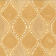 Yellow Lattice Decorator Fabric by Kravet