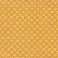 Yellow Dots Decorator Fabric by Kravet