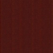 Papaya Stripes Decorator Fabric by S. Harris