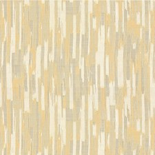 Gold/Ivory Modern Decorator Fabric by Kravet