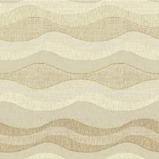 Beige/Ivory/Brown Modern Decorator Fabric by Kravet