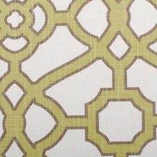 Peridot Frette Decorator Fabric by Duralee