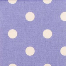 Perriwinkle Dots Decorator Fabric by Duralee
