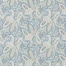 Azure Decorator Fabric by Duralee