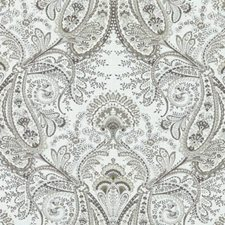 Mocha Paisley Decorator Fabric by Duralee