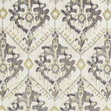 Gold/Silver Ethnic Decorator Fabric by Duralee