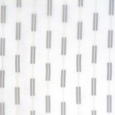 Ivory/Light Grey Stripes Decorator Fabric by Kravet