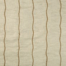 Gold/Beige Metallic Decorator Fabric by Kravet