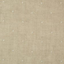 Taupe/Ivory Dots Decorator Fabric by Kravet