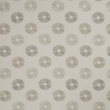 Dove Gray Embroidery Decorator Fabric by Trend