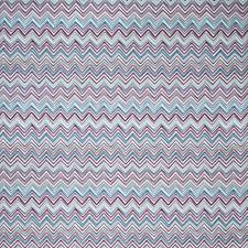 Amethyst Flamestitch Decorator Fabric by Trend