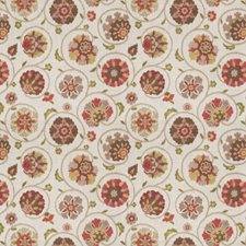 Garden Floral Decorator Fabric by Fabricut