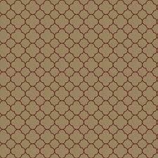 Brick Lattice Decorator Fabric by Trend