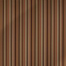 Cognac Stripes Decorator Fabric by Fabricut