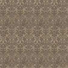 Slate Damask Decorator Fabric by Trend