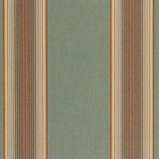 Forest Vintage Bar Stripe Decorator Fabric by Sunbrella