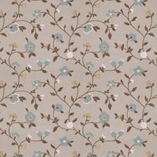 Potomac Embroidery Decorator Fabric by Fabricut
