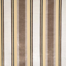 Platinum Stripes Decorator Fabric by Vervain