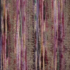 Pink Sky Contemporary Decorator Fabric by S. Harris
