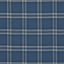 Atlantic Blue Decorator Fabric by Schumacher