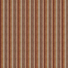 Cinnamon Stripes Decorator Fabric by Fabricut