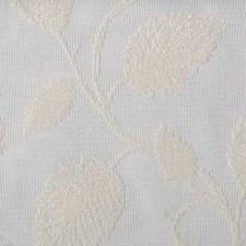 Ecru Leaf Decorator Fabric by Duralee