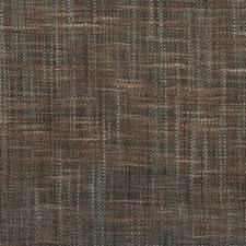 Turquoise/cocoa Decorator Fabric by Duralee