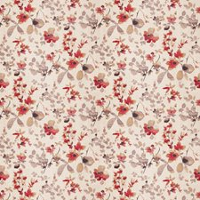 Poppy Floral Decorator Fabric by Trend