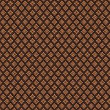 Black Jacquard Pattern Decorator Fabric by Trend
