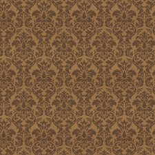 Bronze Jacquard Pattern Decorator Fabric by Trend
