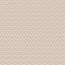 Natural Chevron Decorator Fabric by Trend