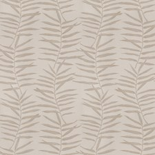 Natural Leaves Decorator Fabric by Trend