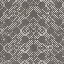 Metal Geometric Decorator Fabric by Fabricut