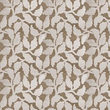 Silver Leaves Decorator Fabric by Fabricut