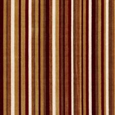 Bronze/Wine Decorator Fabric by Schumacher
