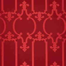 Ruby Lacquer Decorator Fabric by Schumacher