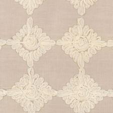 Alabaster Decorator Fabric by Schumacher