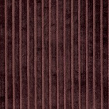 Aubergine Stripes Decorator Fabric by Fabricut