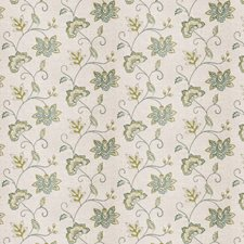 Watercolor Embroidery Decorator Fabric by Fabricut