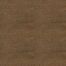 Cyan Jacquard Pattern Decorator Fabric by Fabricut