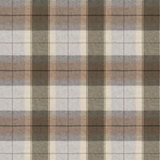 Sea Side Check Decorator Fabric by Stroheim