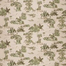Pond Ripple Toile Decorator Fabric by Vervain
